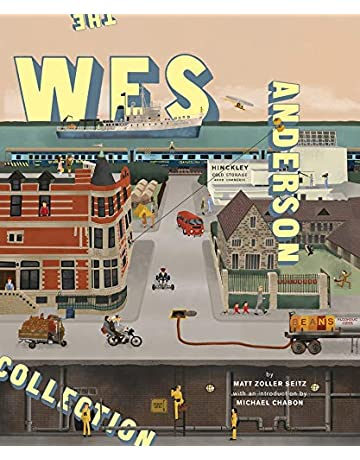 Wes Anderson Coffee Table Book.The Wes Anderson Collection Matt Zoller Seitz Michael Chabon
