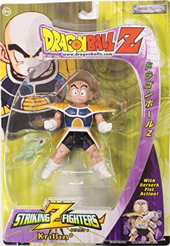Dragonball Z ~ KRILLIN in SAIYAN ARMOR Action Figure (STR...