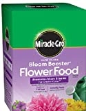 Miracle Gro Garden Pro Water Soluble Bloom Booster 10-52-10 4 Lb.