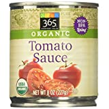 365 Everyday Value Organic Tomato Sauce, 7.7 oz
