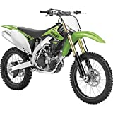 New Ray Toys 1:6 Scale 2010 Kawasaki KX450X Dirt Bike 49403