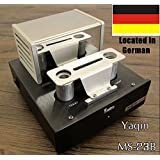 YAQIN MS23B upgraded version of MS22B 12AX7B X2 Stereo Tube Phono Stage