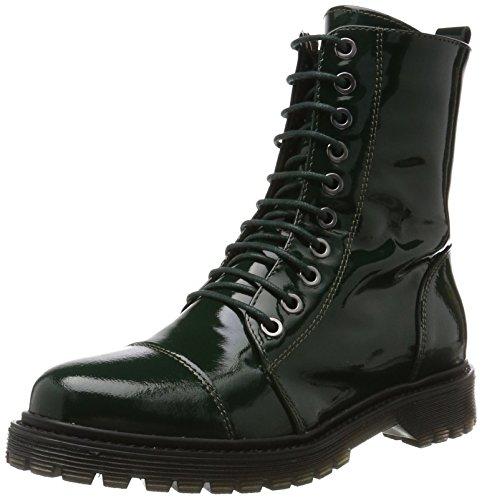 Mujer chunkyx 829 Bronx Bx Militar Verde Caqui Botas Brifka qzzS4p