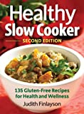 The Healthy Slow Cooker, Judith Finlayson, 0778804798