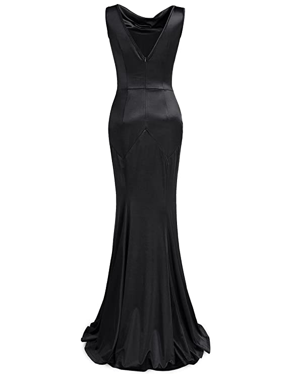 Amazon.com: MUXXN Women\'s 30s Brief Elegant Mermaid Evening Dress ...