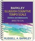 Barkley Sluggish Cognitive Tempo Scale--Children