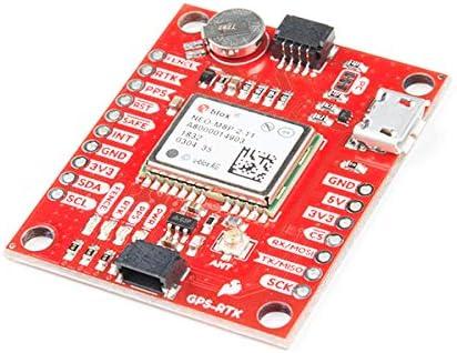 Sparkfun GPS-RTK Board - NEO-M8P-2 (Qwiic): Amazon.es ...