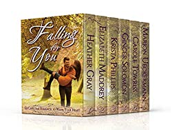 Falling for You: Six Christian Romances to Warm Your Heart by [Gray, Heather, Maddrey, Elizabeth, Phillips, Krista, Solomon, Ginger, Towriss, Carole, Ueckermann, Marion]