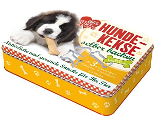 Famous Ein Herz für Tiere-Hundekekse selber backen: Natürliche und  EZ04