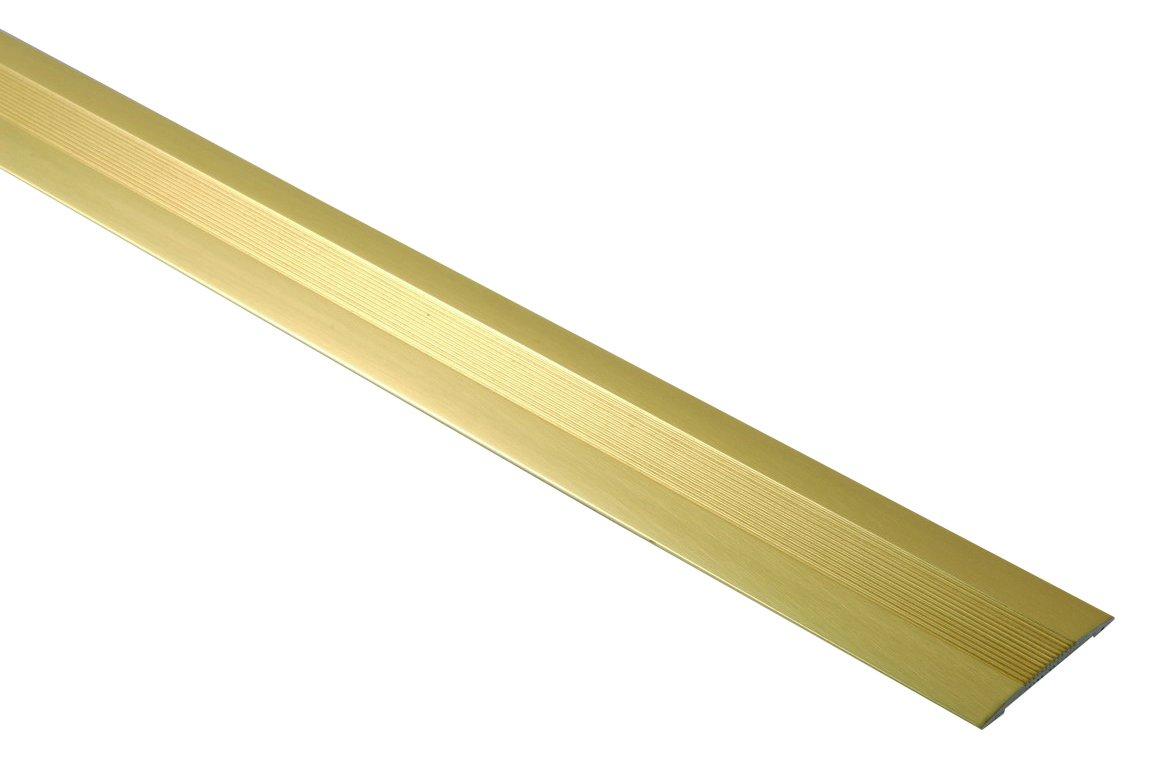 Madera pino Brinox B811904 Tapajuntas moqueta adhesivo 100 cm
