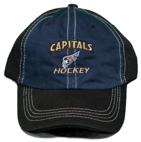 金銭的クーポン遺産新しい。Washington Capitals Adjustable Velcro Back刺繍キャップ – Zephyr