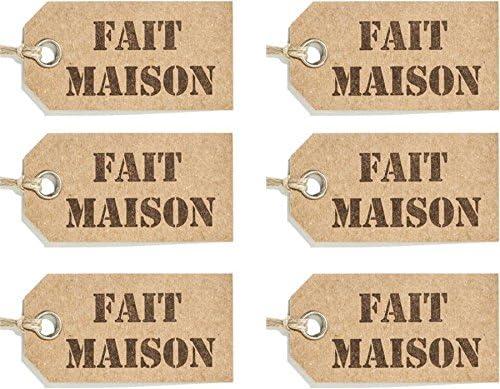 Sticker Set For Macbook Laptop Fait Maison Deutsch At Home Label Vinyl Amazon De Auto