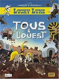 Lucky Luke : Tous à l'Ouest par Marie-Ange Guillaume