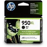 HP 950XL Black Ink Cartridge, High Yield (CN045AN) for HP Officejet Pro 251, 276, 8100, 8600, 8610, 8620, 8625, 8630