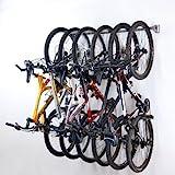 Monkey Bars Bike Storage Rack, Stores 6 Bikes