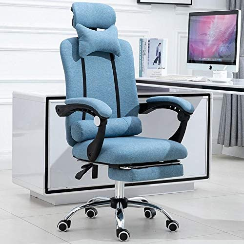 Office Chair can Lie Down to Rest can Lie Down to Sleep Stool Computer Chair Lunch Break Office Leisure - a good cheap office desk chair