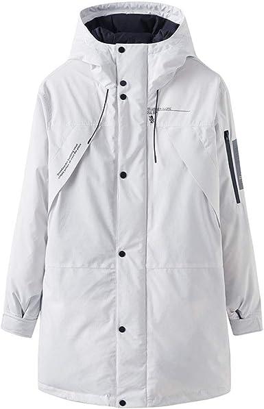 Qifengshop Abrigo de algodón, abrigo de invierno, pareja, chaqueta ...