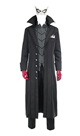 Image result for persona 5 joker outfit
