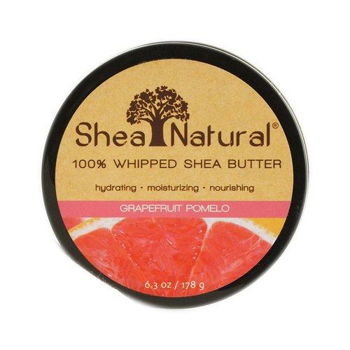 SHEA NATURAL SHEA BTR,WHIP,GRPFRT POME, 6.3 OZ (Shea Whip)