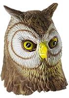Forum Novelties Men's Deluxe Adult Latex Owl Mask