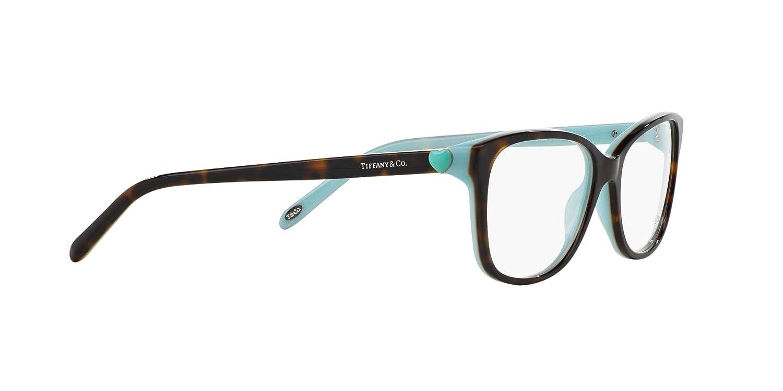 b11f329eb99 Amazon.com  Tiffany   Co. TF 2097 Women Eyeglasses RX - able Frame (8134)  52mm  Clothing