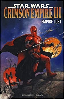 Book Star Wars - Crimson Empire III: Empire Lost by Mike Richardson (2012-09-28)