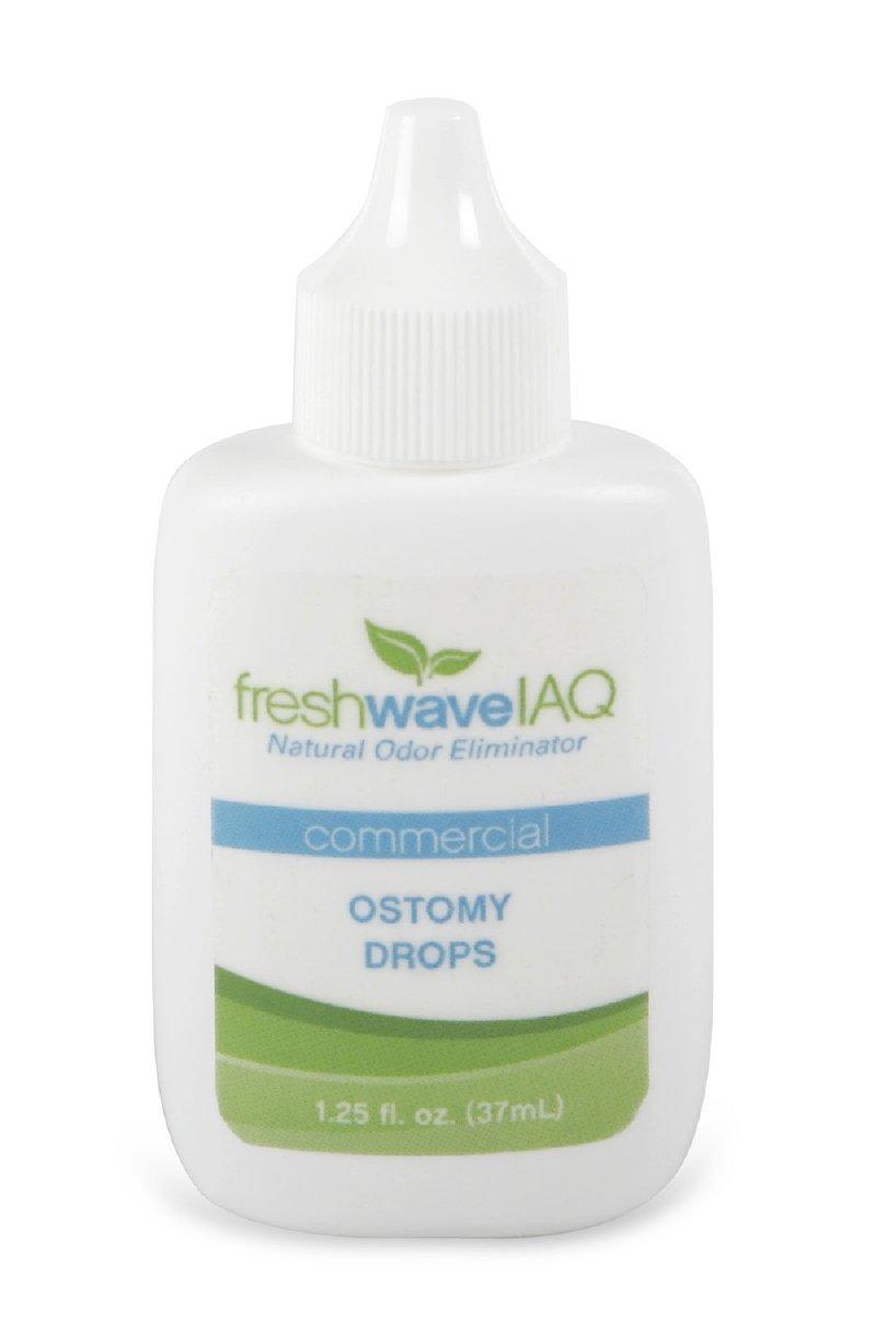 Fresh Wave Odor Eliminator Ostomy Drops ( FRESHWAVE, 1.25 OZ, OSTOMY DROPS ) 12 Each / Case