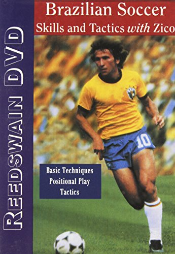 Brazilian Soccer Skills Tactics Zico