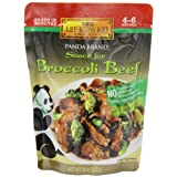 Panda Sauce For Broccoli Beef, 8-Ounce (Pack of 6)