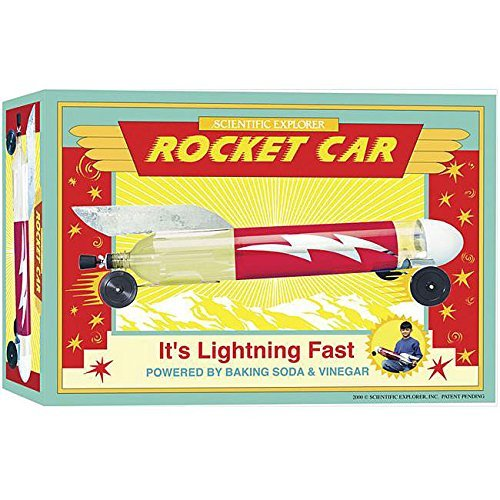 Scientific Explorers Rocket Car Kit Explorations In Math And Science (GEMS) Program