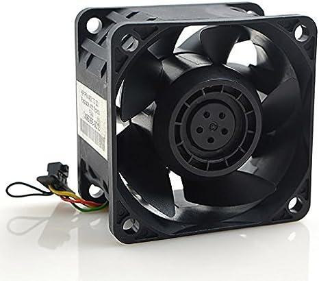 MEOLY Meglev Fan Cooling Fan FFR0612DHE DC Brushless Fan 12V 3.30A 4 Wire Connector Graphics Card Fan 606038 MM