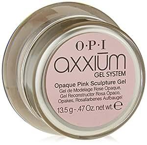 Gel de escultura OPI Axxium rosa opaco, Paquete 1er (1 x 14 g)