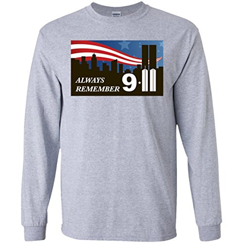 Always Remember 9.11 - Patriot Day Masswerks Store