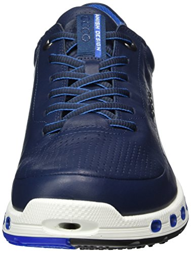 Ecco Cool 2.0, Baskets Homme Bleu (True Navy 1048)