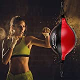 VAlinks Professional Double End Speed Bag PU