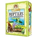 Educational Trivia Card Game - Professor Noggin's Reptiles and Amphibians