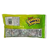 Pack of 2 - 1 lb Sour Neon Gummy Jumble Gummy Candy Worms