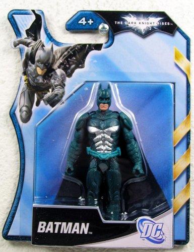 Batman - The Dark Knight Rises - 4 Inch (Dark Knight Action Cape)