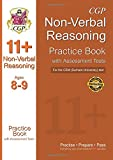 11+ Non-verbal Reasoning Practice Book with Assessment Tests (Age 8-9) for the CEM Test (11+ Verbal Reasoning)