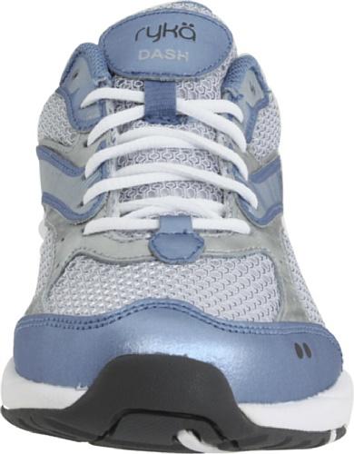 Shoe Stretch Blue Women's Gray Walking Ryka Dash EwIqg7
