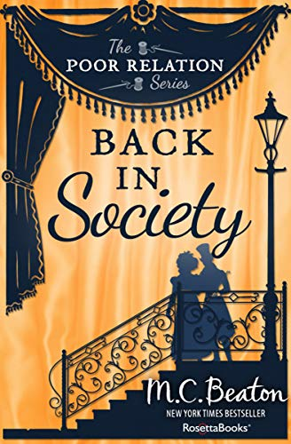 Back in Society (The Poor Relation Series Book ()