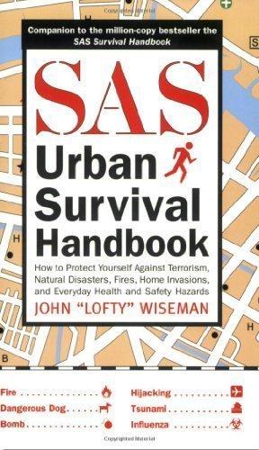 SAS Urban Survival Handbook by Wiseman, John