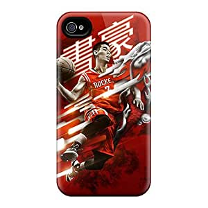 Iphone 4/4s ADHbESO1101nYpTf Jeremy Lin Tpu Silicone Gel Case Cover. Fits Iphone 4/4s