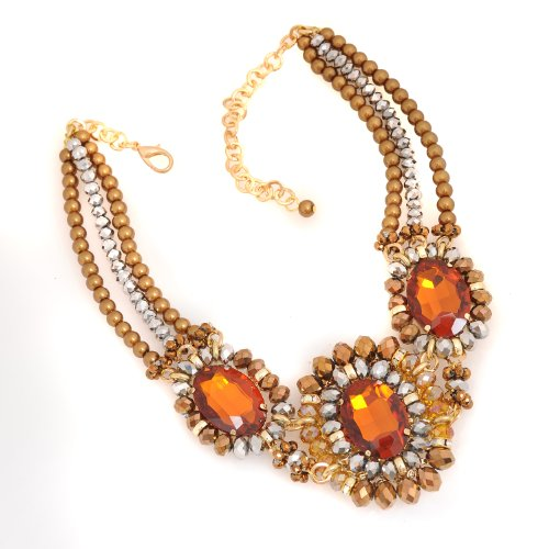 Style Amber Earrings - 5