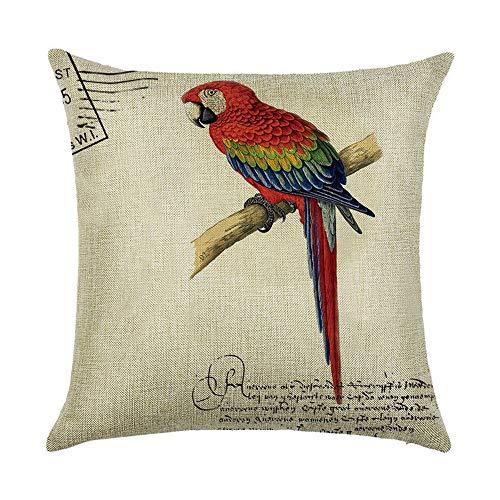 Personality Pillow Cover Home Decorative Pillowcase Car Sofa Cushion Cover ()