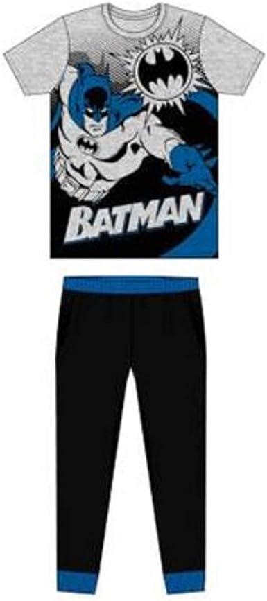 Batman - Pijama para hombre y adulto (licencia oficial)