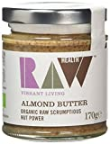Raw Health Organic Whole Almond Butter 170 g (Pack of 2)