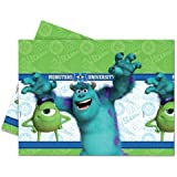 Monsters Inc Monsters University Party Tablecover