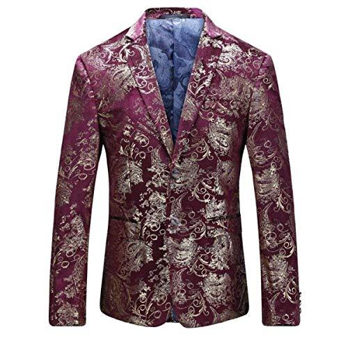 Nuziale Cut Abbigliamentotuta Suit Giacca Qk Uomo lannister Winered Cerimonia Slim Uomo Fit Da Sposa 2 Blazer qC8Yw1