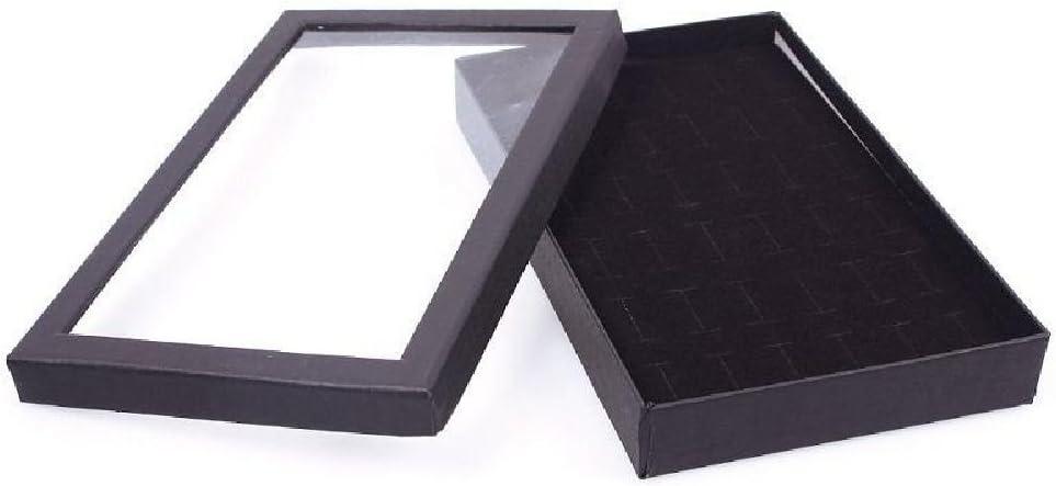 Storeinbox - Caja de almacenamiento y exposición para pendientes ...